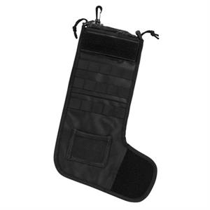 Ncstar Tactical Molle Christmas Holiday Stocking CNSTKG2987B