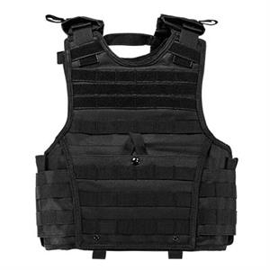 NcStar VISM Molle Expert Plate Carrier Vest Black XS-Small Size