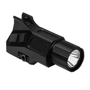 NcStar VISM AR15 Flashlight with A2 Iron Front Sight Post VAFLFSP