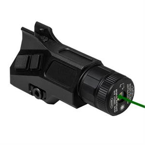 NcStar VISM Green Laser w/A2 Iron Front Sight Post VALGFSP
