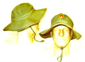 Vietnam NVA VC Jungle Boonie Hat