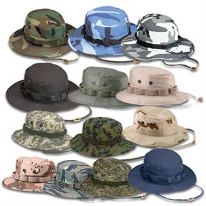 Boonie Hats All Colors