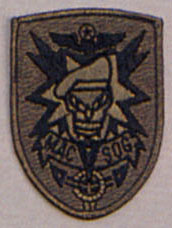 MACV SOG Subdued Patch