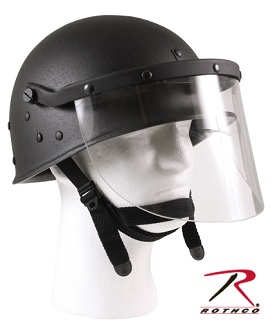 Anti-Riot Tactical Helmet Rothco 1991