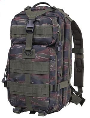 Medium Transport Backpack Tiger Stripe Camo