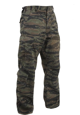 Rothco Vintage Paratrooper Fatigues TigerStripe 2710
