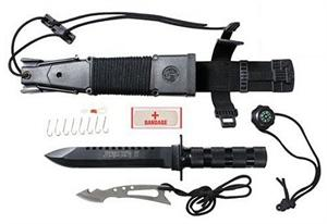RothcoJungle Survival Kit Knife