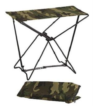 Camp Stool Woodland