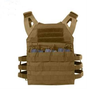 Rothco Lightweight Plate Carrier JPC Style Vest Coyote Brown 55892