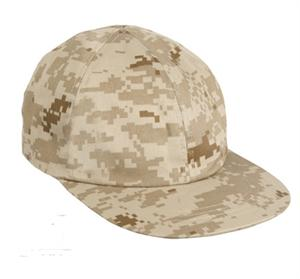 Kid's Adjustable Camo Cap - Desert Digital Camo