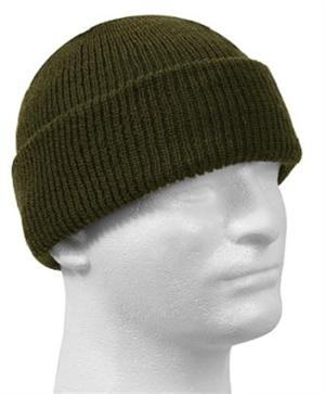 7e6a04d901b6f2 Rothco Genuine G.I. Wool Watch Cap O.D. Green