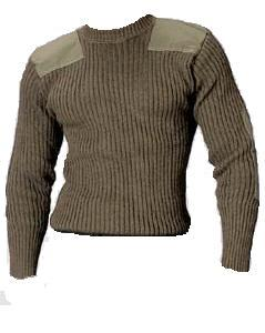 USMC Wool Commando Sweater