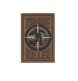 Rothco Zombie Killer PVC Morale Patch 72203