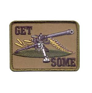 Rothco Get Some Morale Patch 72208