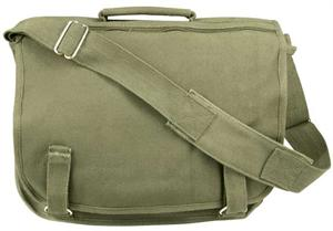 School Bag - Olive Drab