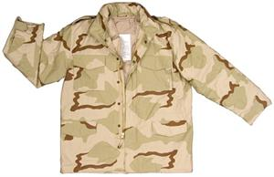 Blowout Sale!! M-65 Field Jacket Selected Camo Colors & Sizes
