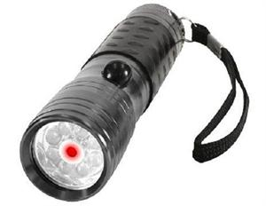 Flashlight w/Laser