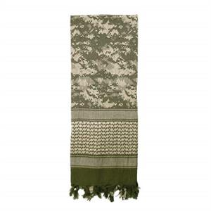 Shemagh / Woven Coalition Desert Scarf ACU Digital