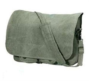 Canvas Paratroopers Bag