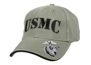Vintage USMC Embroidered Low Pro Cap