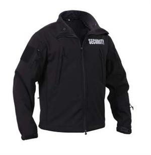 Rothco Special Ops Soft Shell Security Jacket 97670