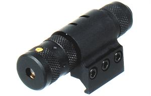 Combat Tactical W/E Adjustable Red Laser