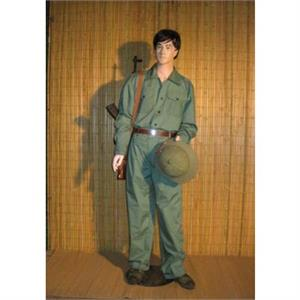 NVA Uniform Fatigues SET Top & Bottom Reproduction for sale