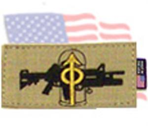 Symbology Identifier Patch GRENADIER