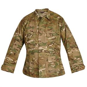 Tru-Spec Twill BDU Style MULTICAM Coat Jacket Shirt
