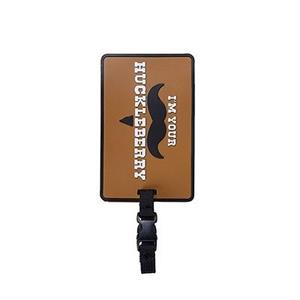 Tru-Spec I'm your Huckleberry PVC Luggage Tag 6676