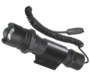 UTG Tactical LED Flashlight 400 Lumen Handheld or Weapon Mount LT-EL268-A