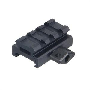 "UTG .5"" Low Profile Riser Mount 3 Slot MNT-RS05S3"