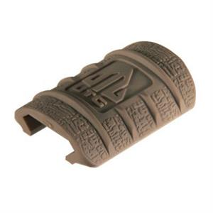 UTG Rubber Rail Cover Guards FDE Tan