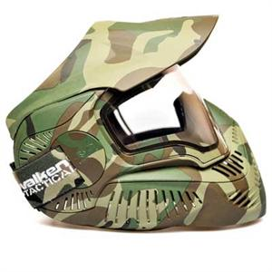 Valken Annex MI-7C Thermal Lens Goggle System Woodland Camo 353190
