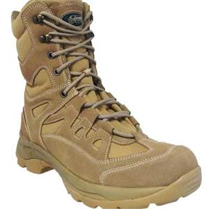 "Voodoo Tactical 9"" Tactical Boot with Zipper"