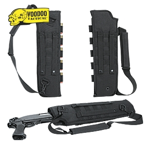 VooDoo Tactical Molle Breachers Short Shotgun Scabbard