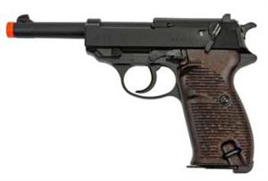 Maruzen Walther P38 Gas Blow Back Airsoft Pistol