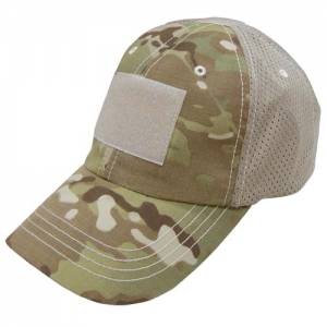 Condor Outdoor CRYE Multicam Mesh Tactical Cap / Hat / Ballcap