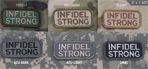 Infidel Strong Patch
