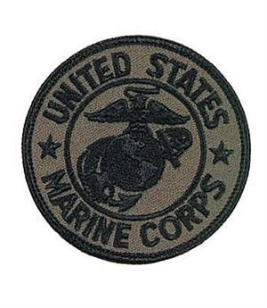 Marine Corps Subdued Patch