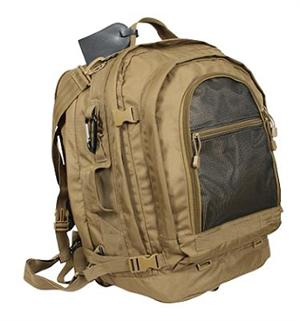 Move Out Tactical/Travel Backpack Coyote Brown