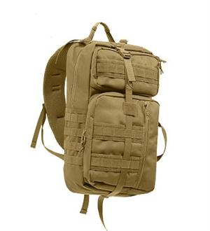 Rothco Tactisling Transport Pack Coyote Tan