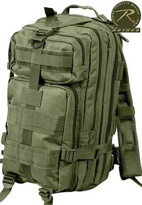 Medium Transport Backpack Olive Drab