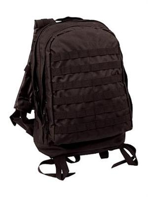 Molle II 3-Day assault Pack Black