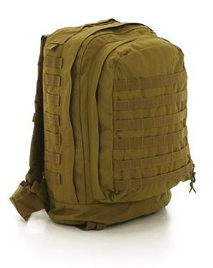 olle II 3-Day assault Pack Coyote Brown