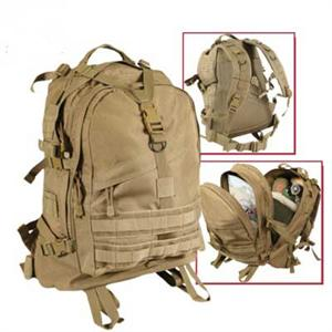 Large Transport Pack Coyote Brown