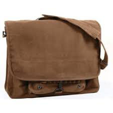 Shoulder Bag - Brown