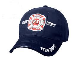 Fire Dept. Cap