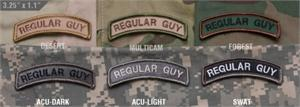 Regular Guy Patch