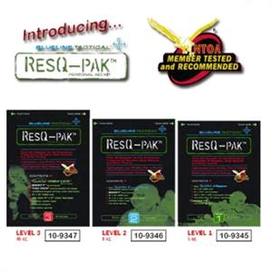 ResQ-Pak Personal First Aid System